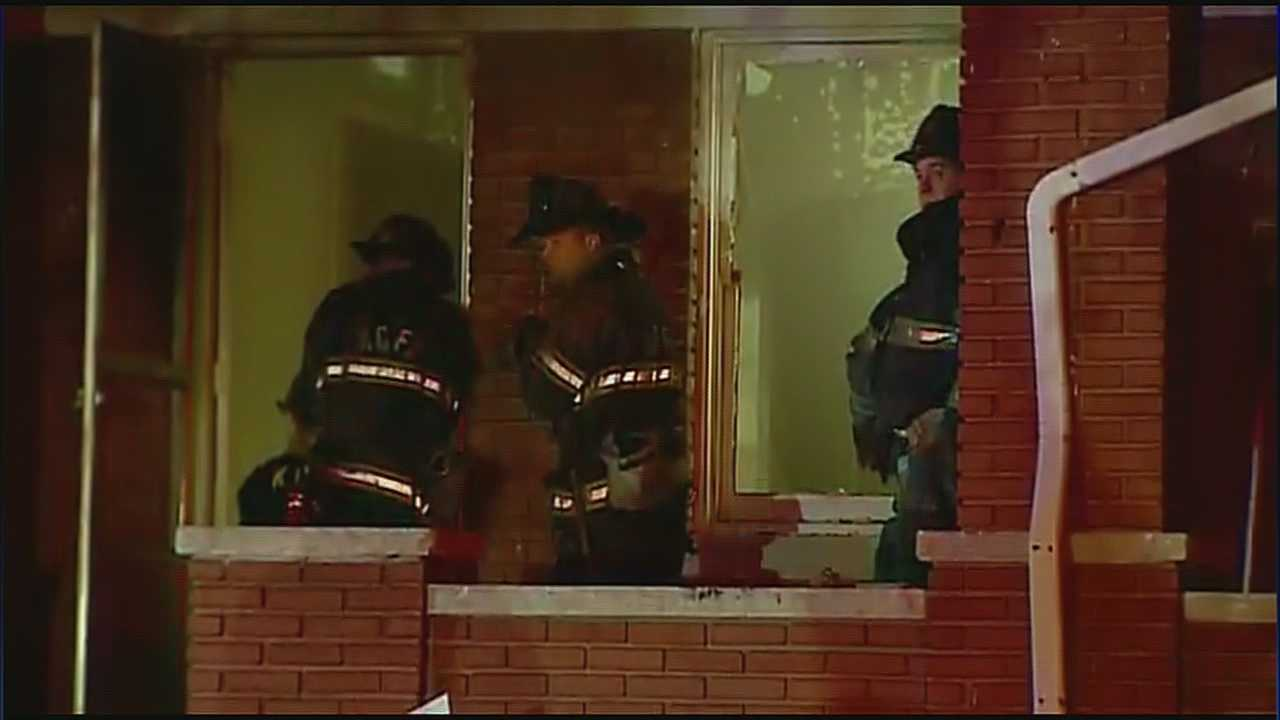 Early morning fire damages KC home