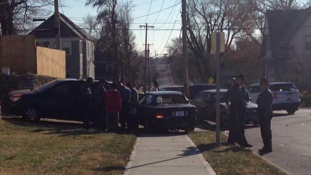 Police pursuit, KCK, Olathe