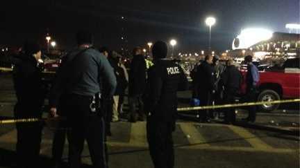 Arrowhead Stadium, Homicide
