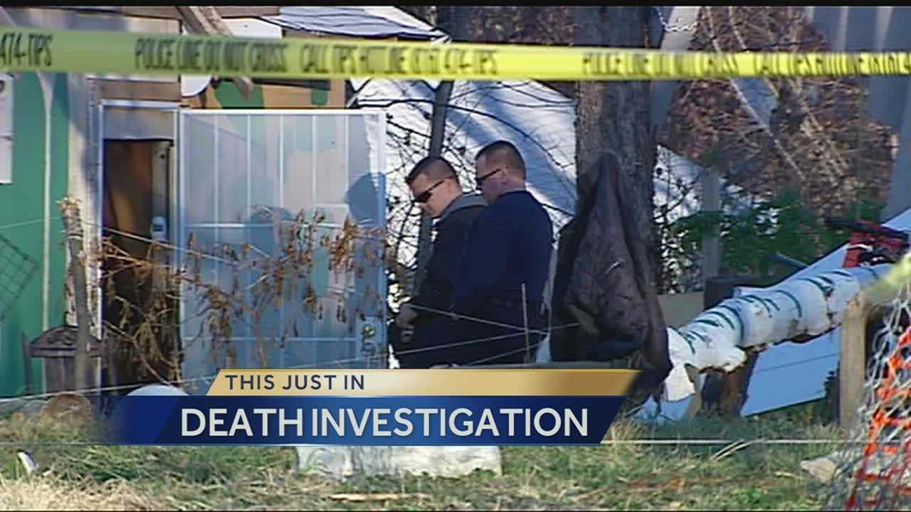 Image Montgall death investigation