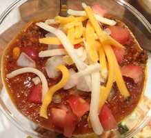 Enjoy a chili martini glass as Sporting KC chases the MLS Cup. Unlimited toppings are part of the deal. Food catered by KC American Sportservice, American Food and Vending and Delaware North Companies Sportservice.