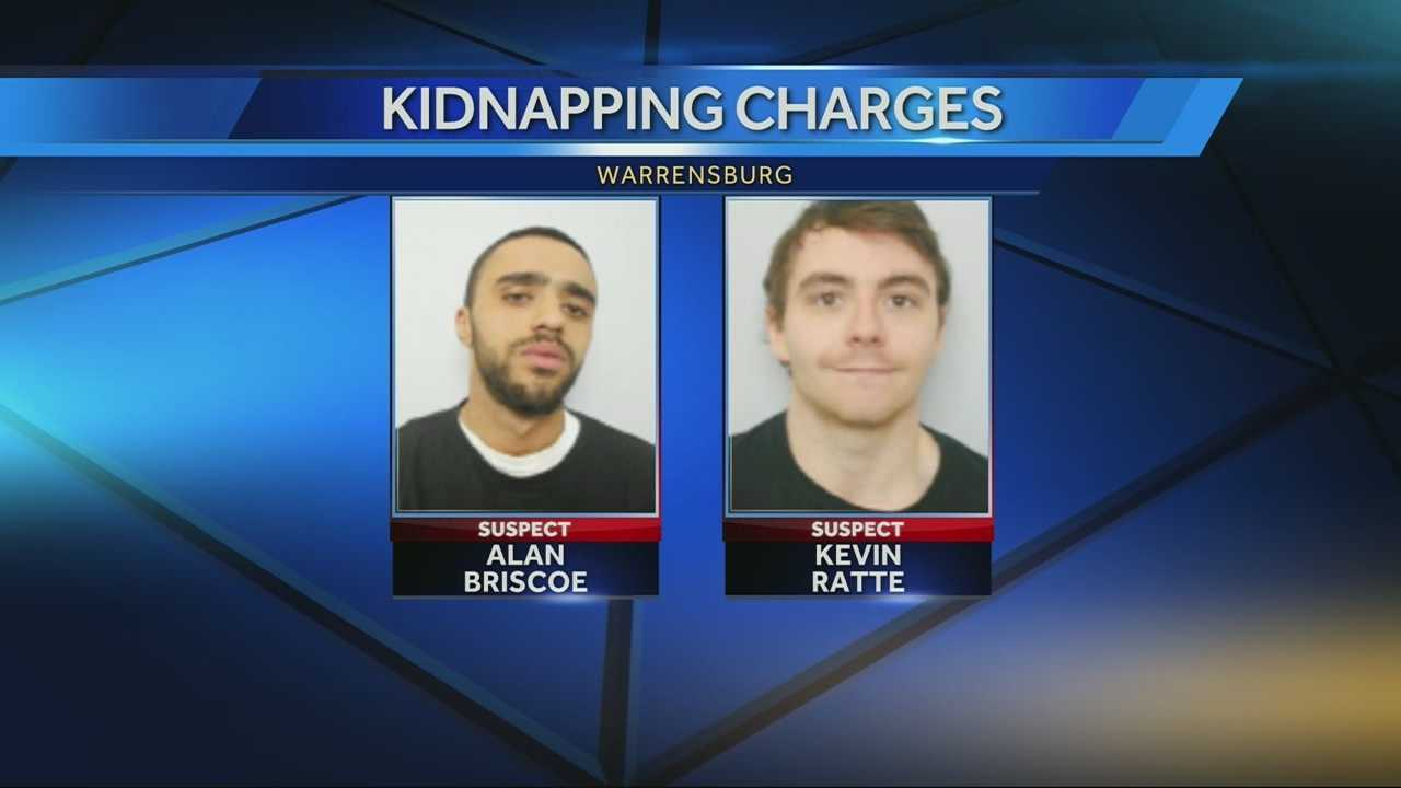 A mother and son were kidnapped from a Warrensburg, Mo., Walmart on Thursday.
