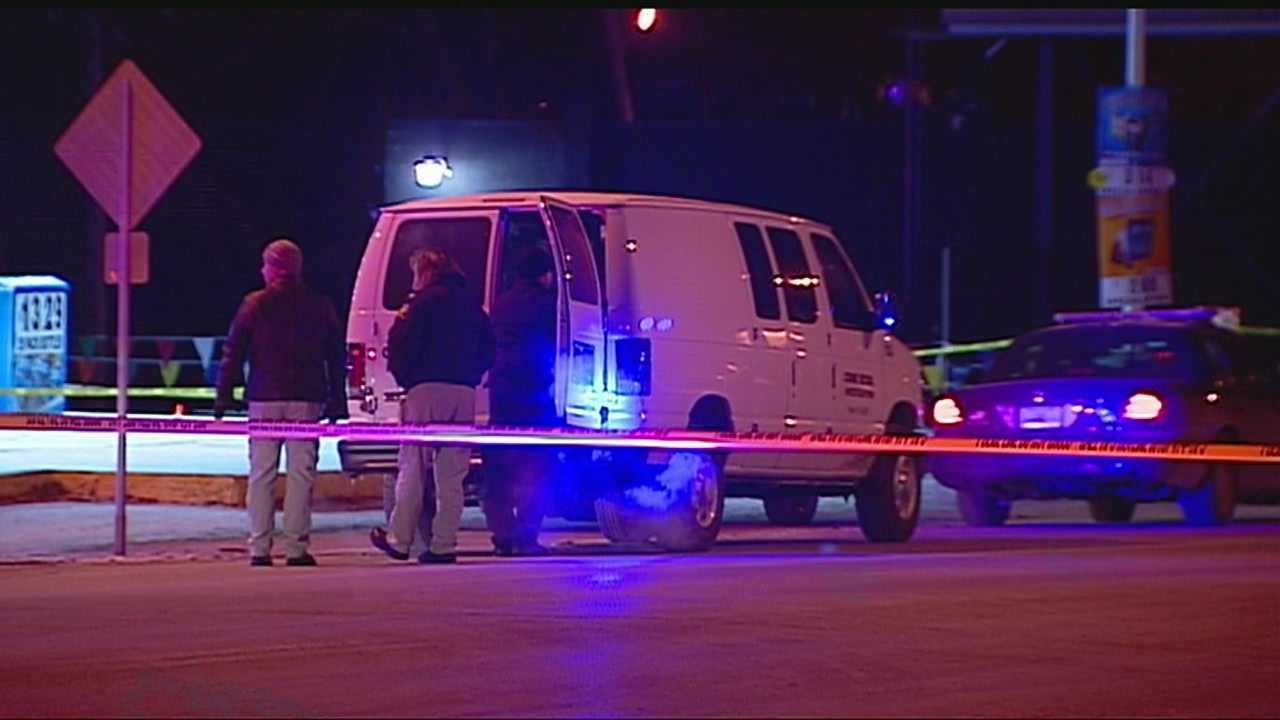 Officer-involved shooting, 79th Street and Troost