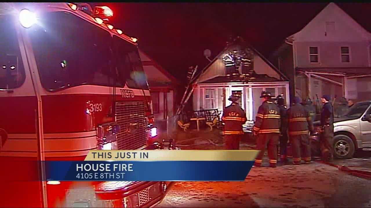 Image 8th Avenue house fire