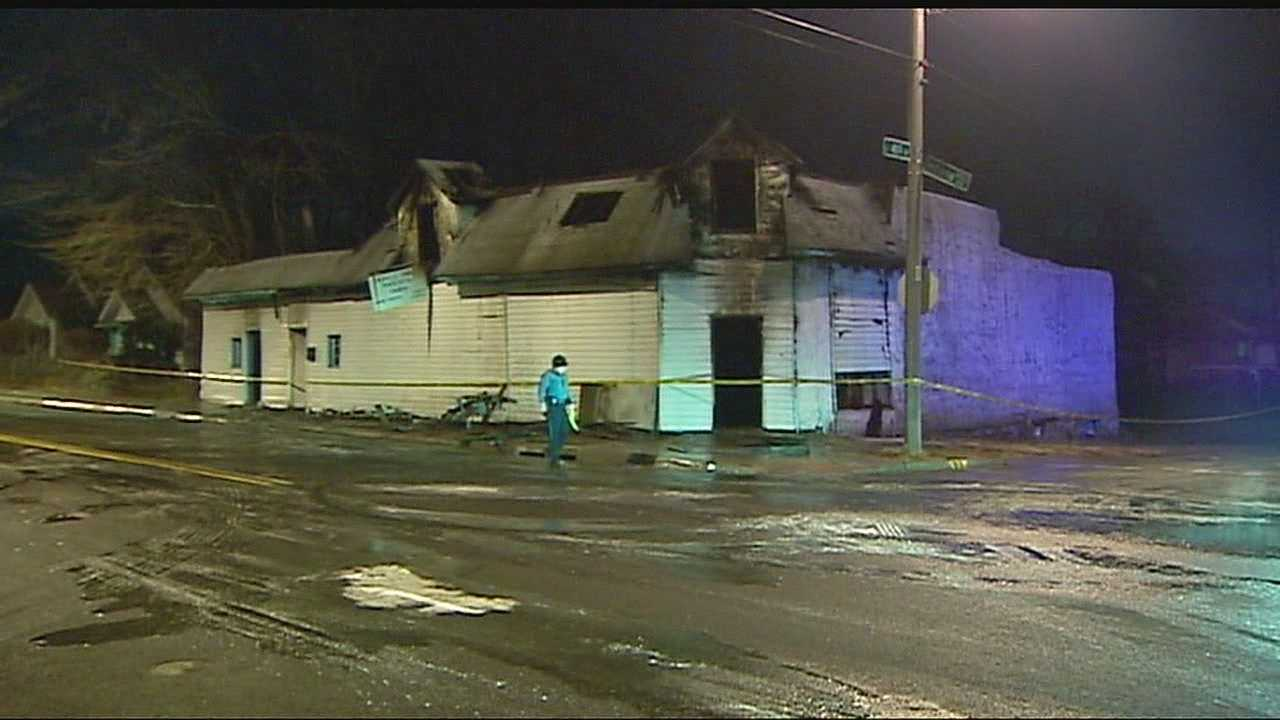 Early-morning fire sweeps through KC church