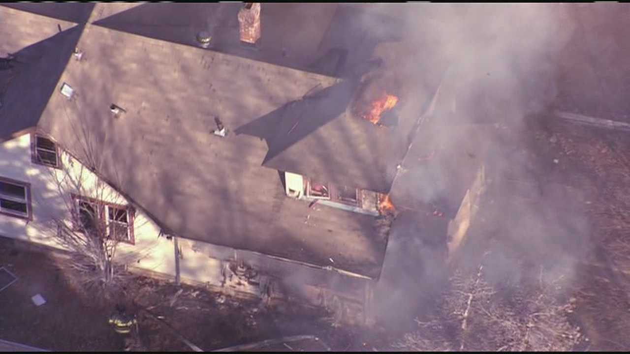 House fire 67th, Paseo