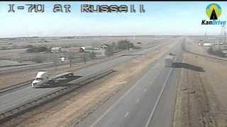 I-70 at Russell