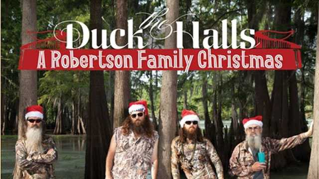 Image Duck Dynasty Christmas Album cover