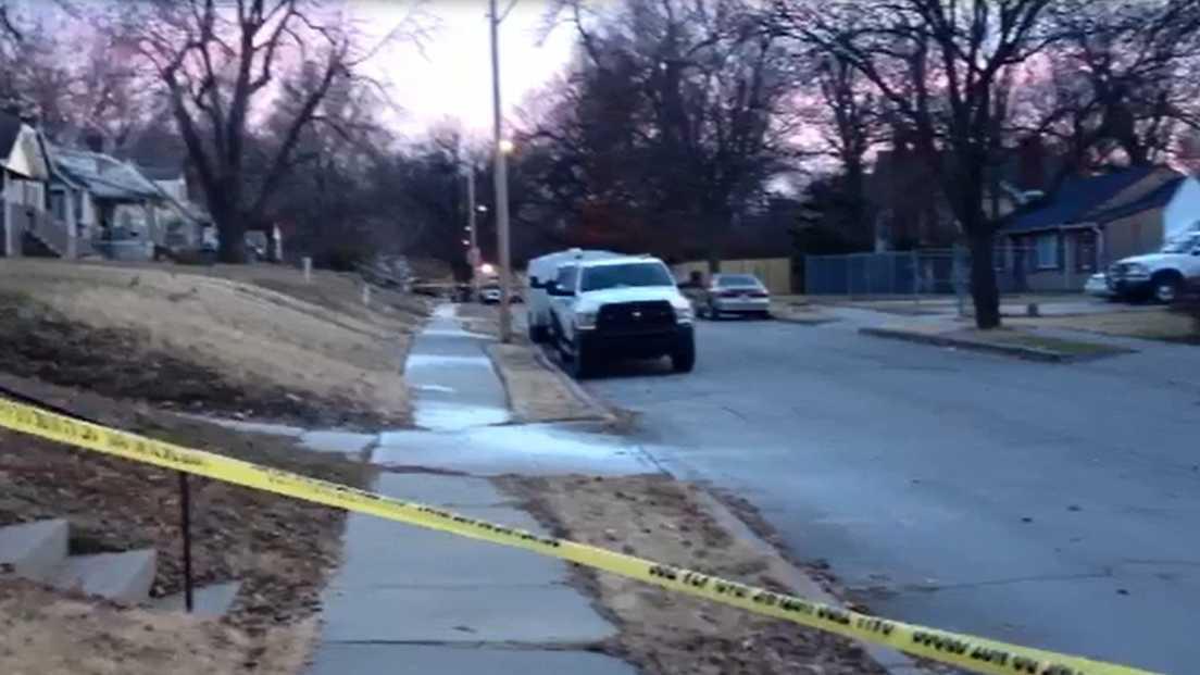 Homicide investigation, 62nd Street and Benton Avenue