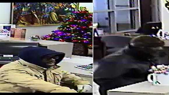 Northland bank robbery suspects
