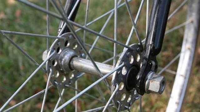 Image Bicycle wheel generic cycling bike