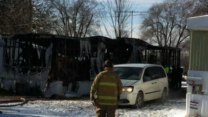 Belton fatal fire