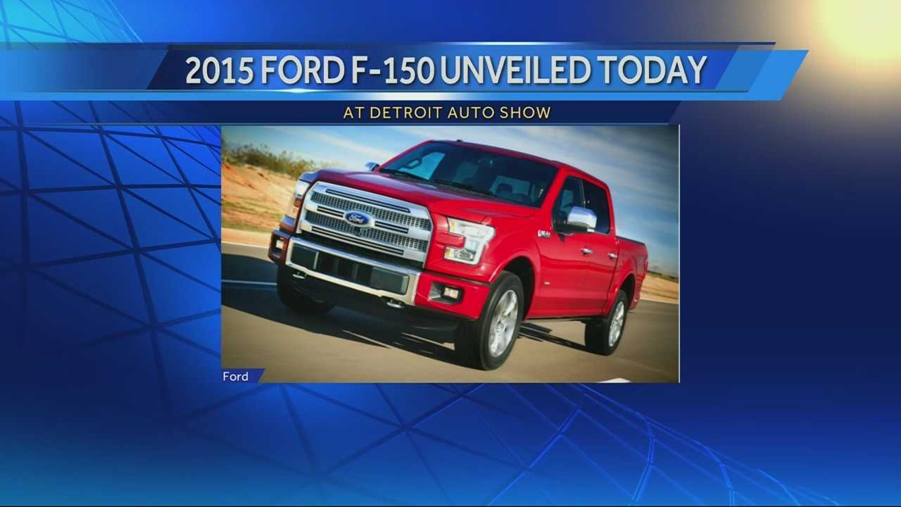 Ford to show off new F-150 built at Claycomo plant img