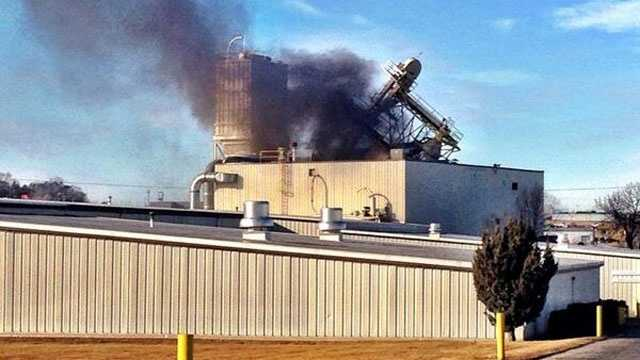 Omaha plant explosion