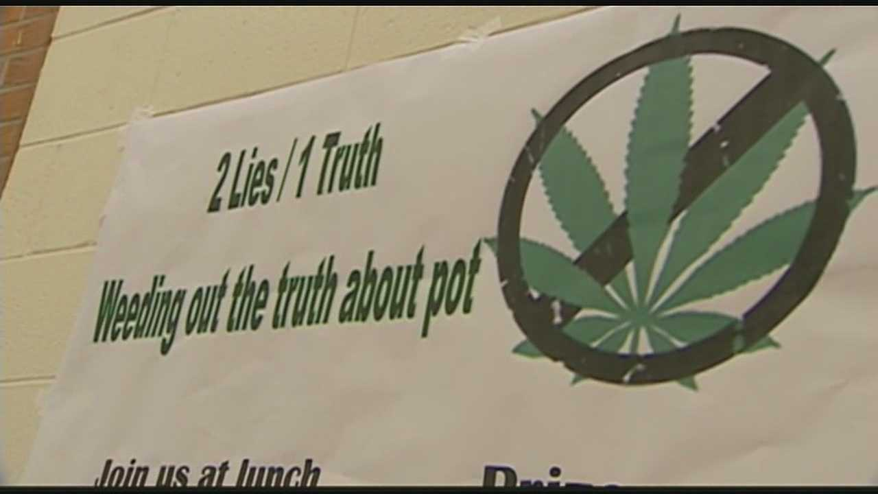 A student-organized daytime dance at Park Hill High School aims to discourage students from using marijuana.