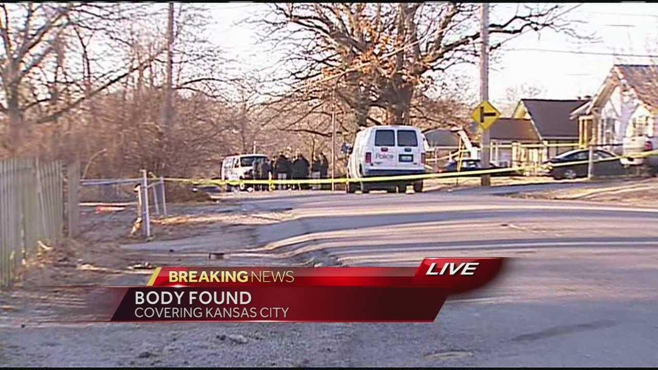 body found 70th, Jackson