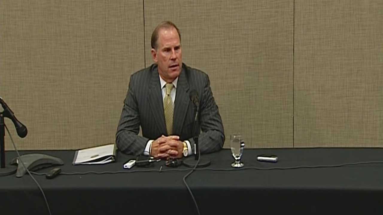 Tim Wolfe, MU President