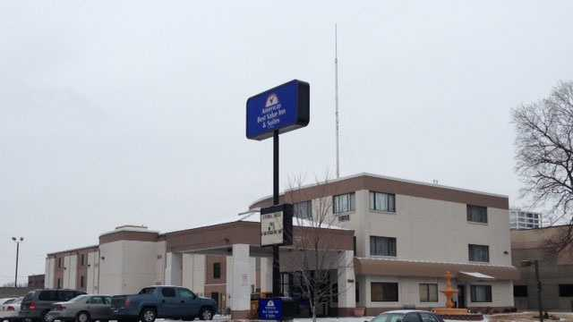 Midtown motel death