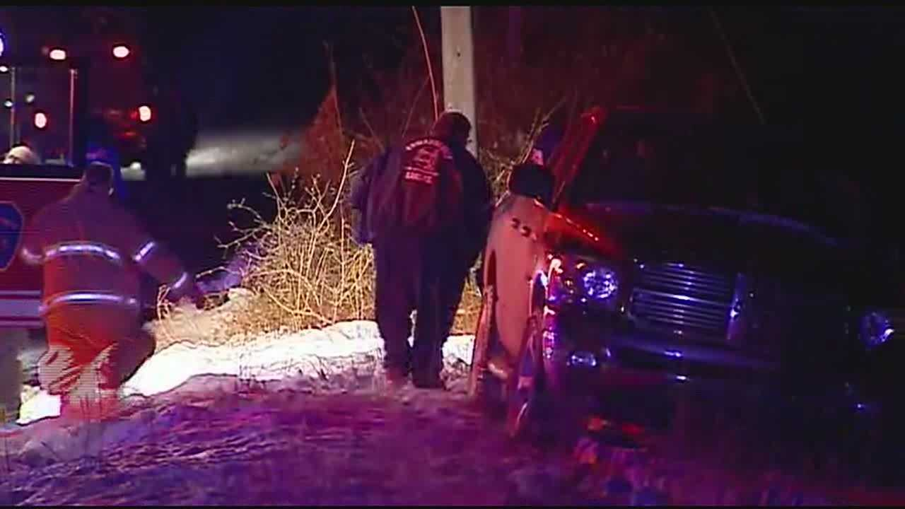 Edwardsville man killed by falling tree