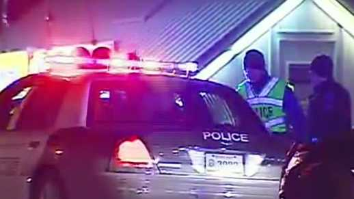 40 Highway crash at Sterling