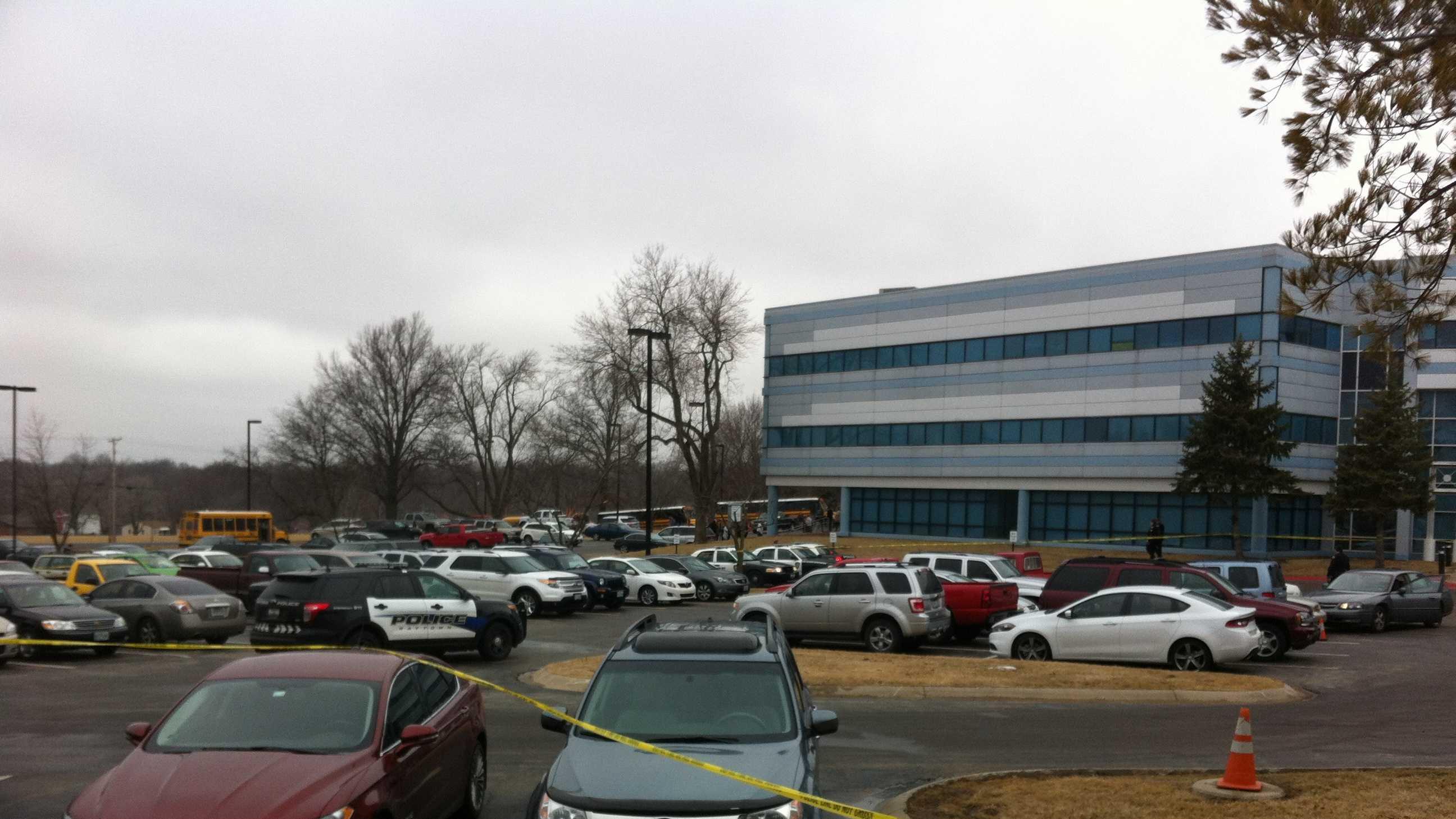 Raytown school district building shooting 6
