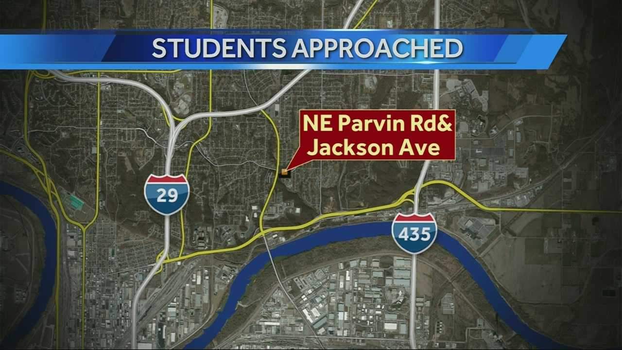 Students report possible abduction attempt near school