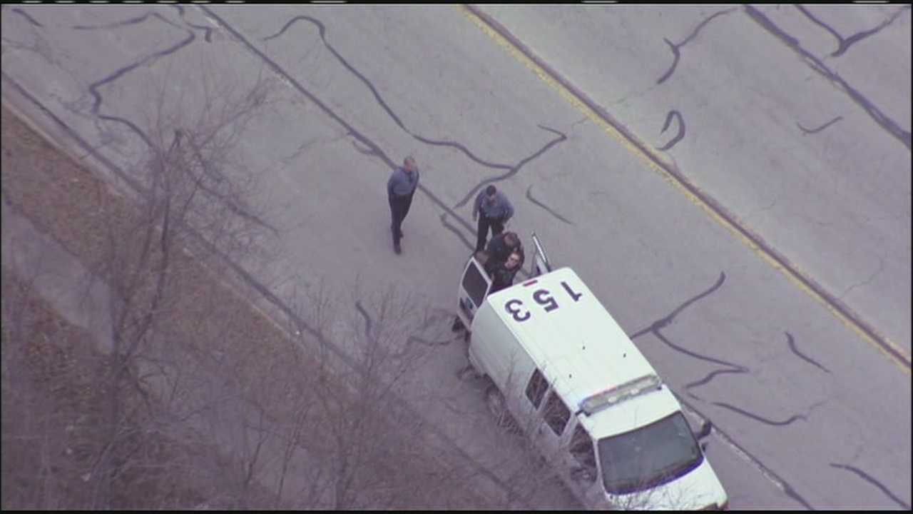 Image Chase arrests in KC