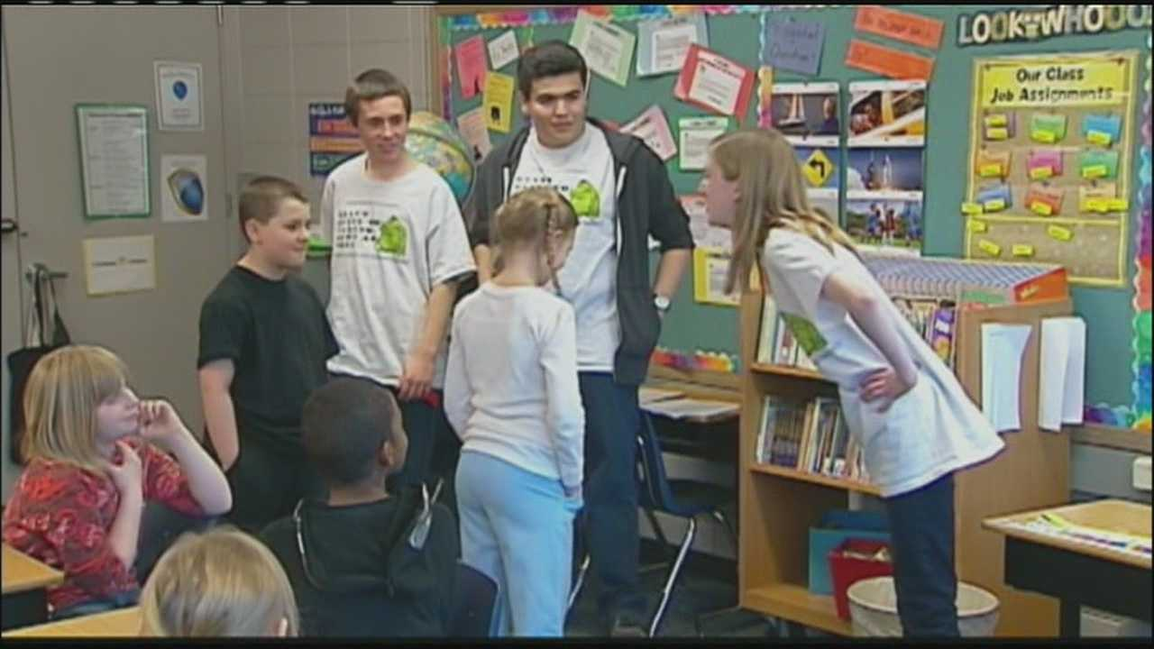 New play helps student share important anti-bullying message