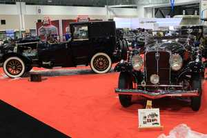 The 2014 Greater Kansas City International Auto Show continues March 5-9th at Bartle Hall.