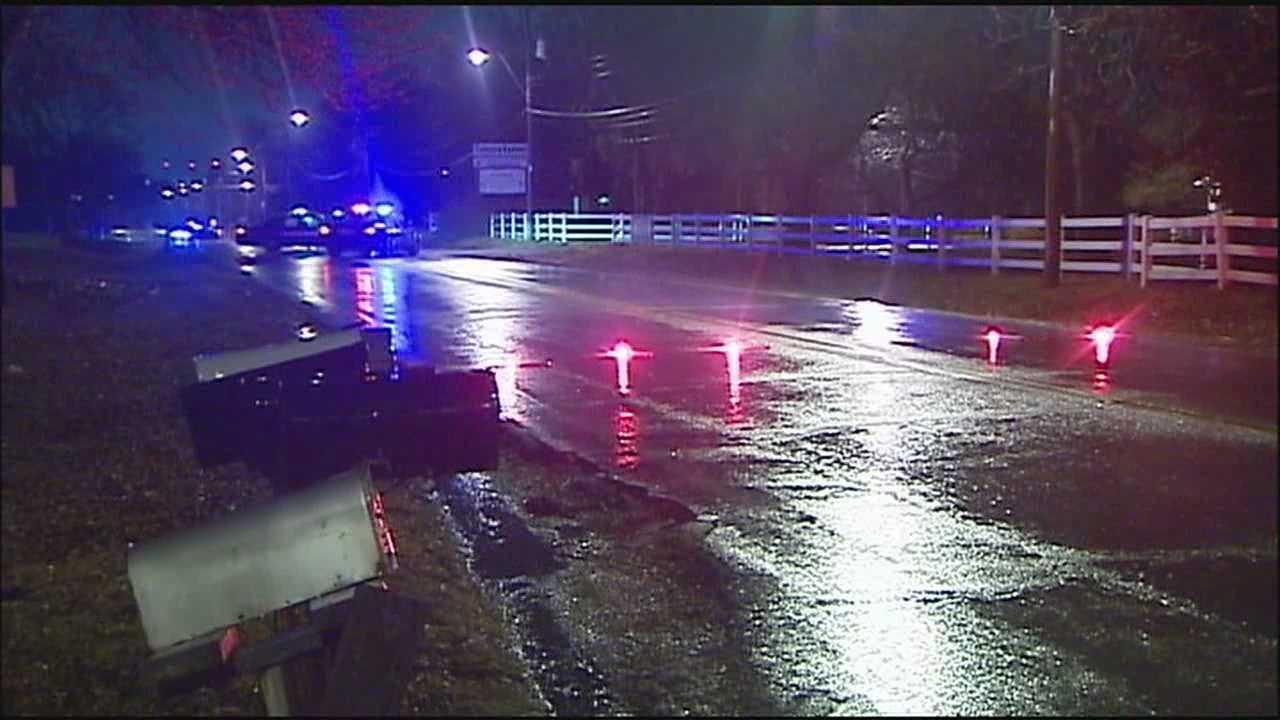 Image Boy struck by car in KC