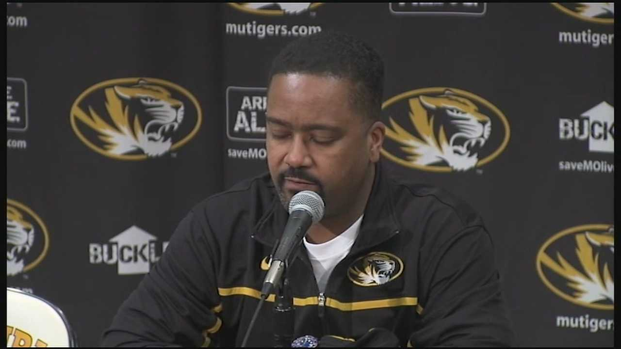 Two University of Missouri basketball players have been suspended from the team after they and two football players were cited for misdemeanor possession of marijuana on Saturday.