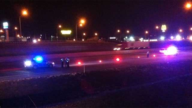 Image I-70 highway shooting