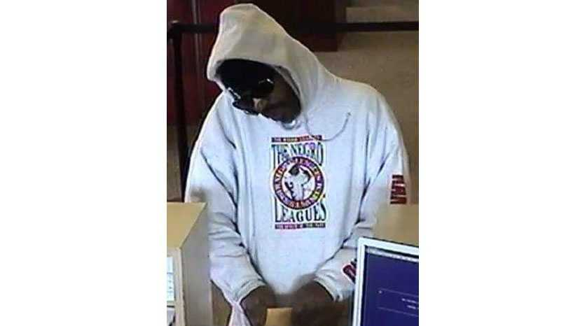 Raytown bank robbery