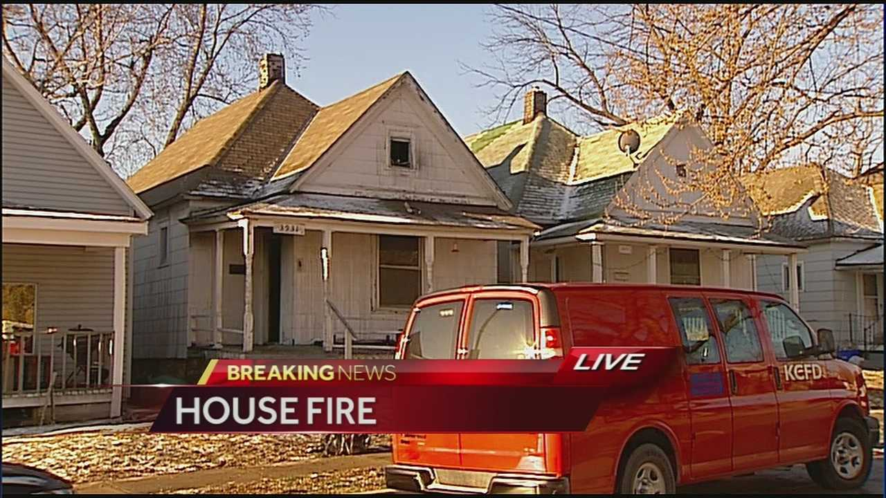 Image KC house fire