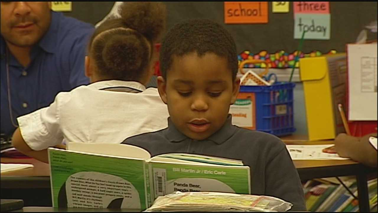 Mayor James says KC kids showing reading progress