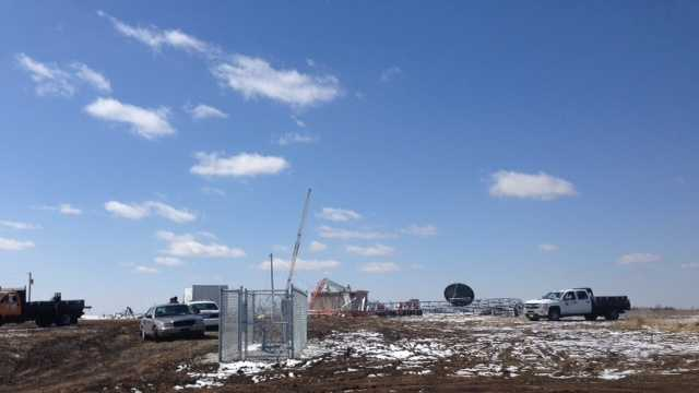 Tower collapse, Pottawatomie County
