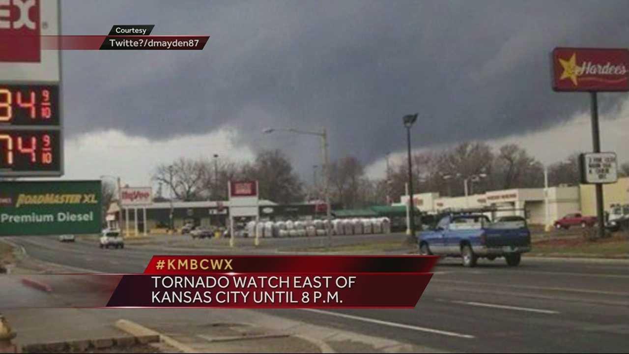 Trenton Tornado image
