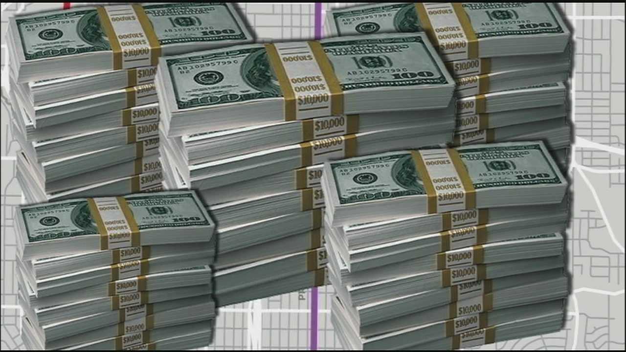 Image Stacks of money generic