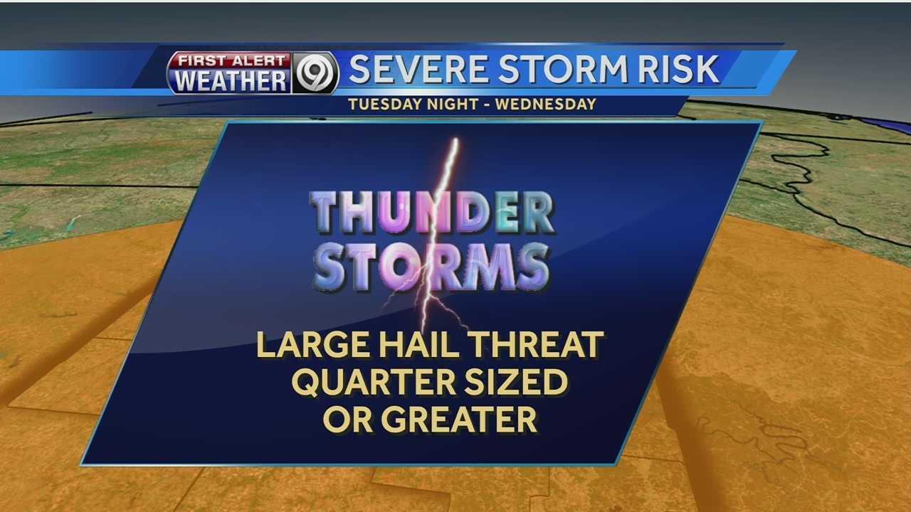 Storm headlines