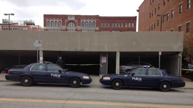 Body found in trunk of vehicle in downtown KC parking garage