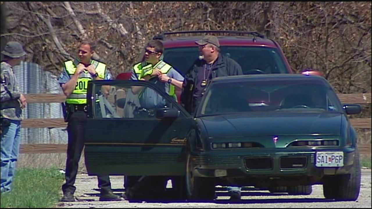 Man's car searched in highway shooting investigation