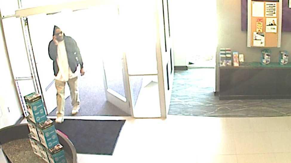 North Oak Bank Robbery