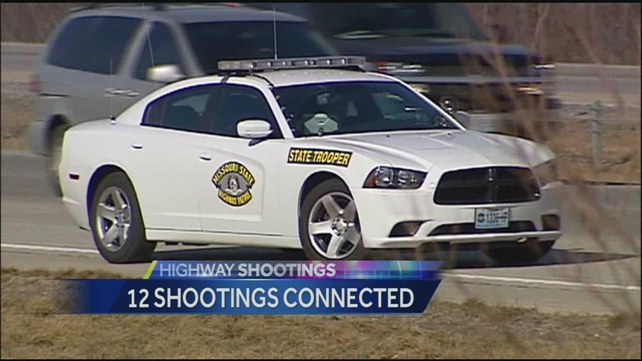 Police link 12 highway shootings, reward increased in search for shooter