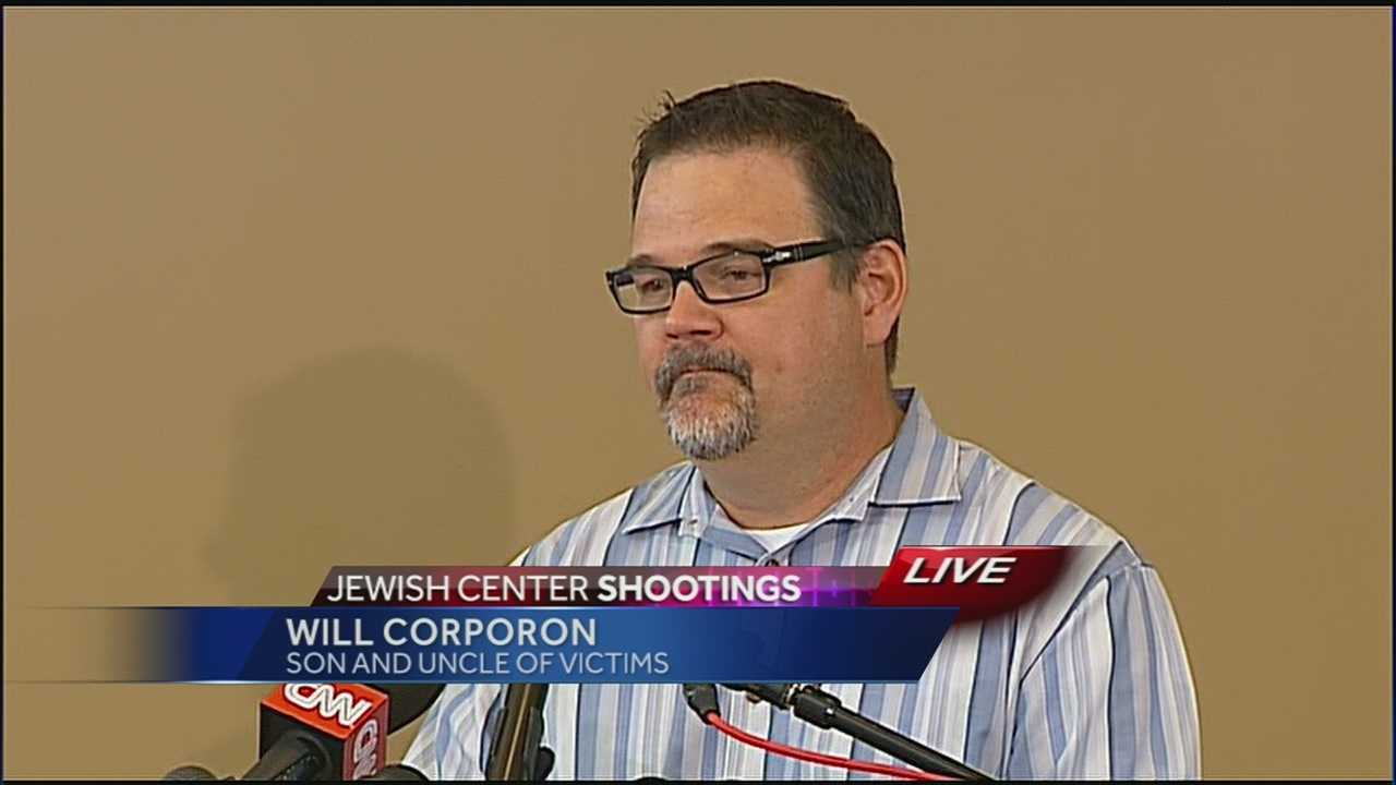 Son, uncle of shooting victims speaks out