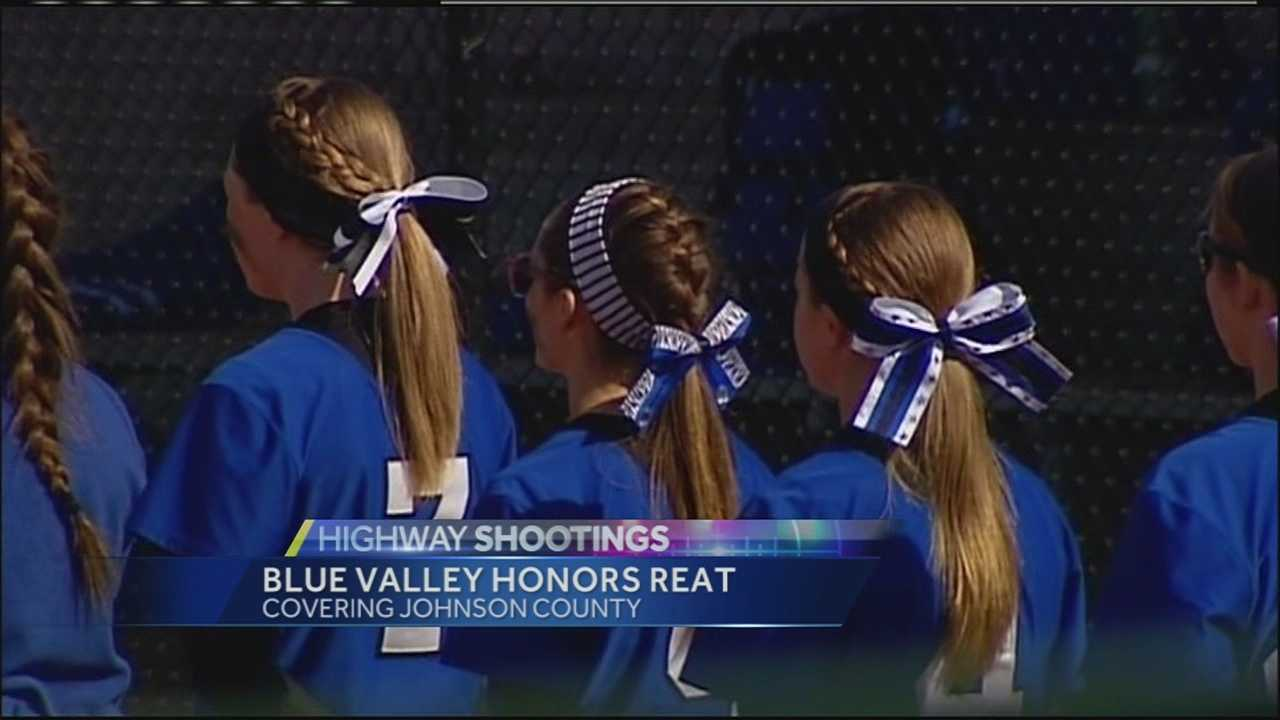 Image Blue Valley honors Reat Underwood
