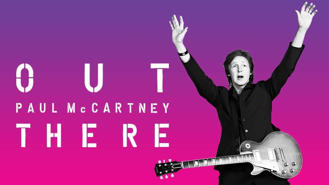 Paul McCartney 2014 Tour