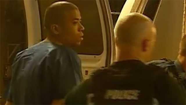 Mohammed Whitaker arrest