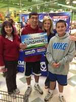 Both KMBC 9 News weather personalities and the personalities of its viewers brought sunshine Saturday morning.