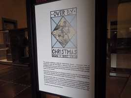 """Images from """"Over by Christmas,"""" a new special exhibition at the World War I Museum at the Liberty Memorial."""