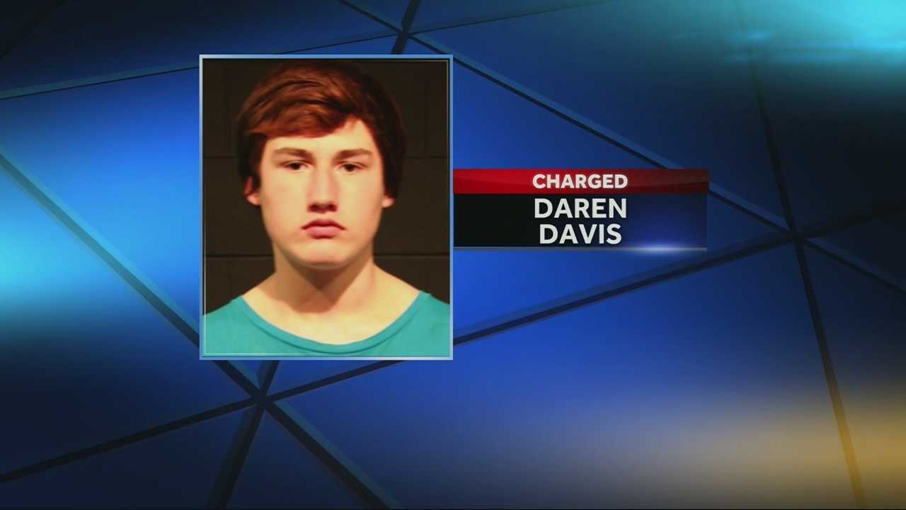A 17-year-old student has been charged with making a terroristic threat after posting a message online indicating there might be violence at Raymore-Peculiar High School on Thursday.